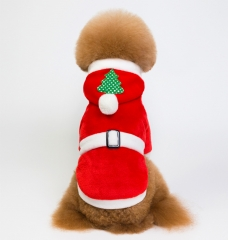Dog Christmas Clothes Winter Holiday Pet Clothes Apparel