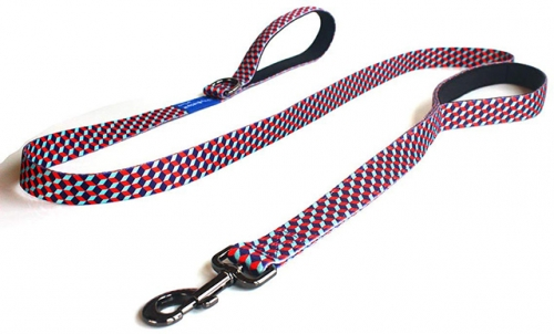 Uvoguepaw Dog Training Leash 6ft,Two Handles,Heavy Duty,for Medium Large Dogs