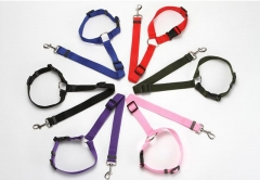 Pet Car Seat Belt Safety Leash