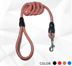 Dog outdoor nylon leash